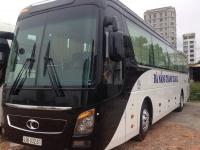 Đội ngũ xe du lịch 45 chỗ hiện đại và chất lượng của Đà Nẵng Thanh Travel