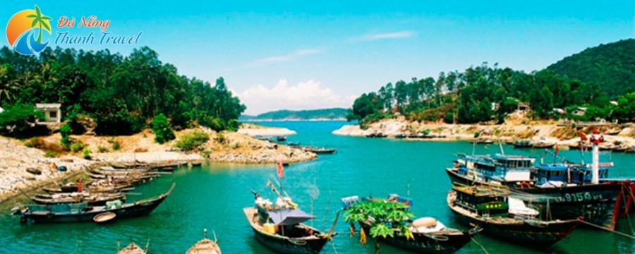 Tour Đà Nẵng - Cù Lao Chàm 1 ngày