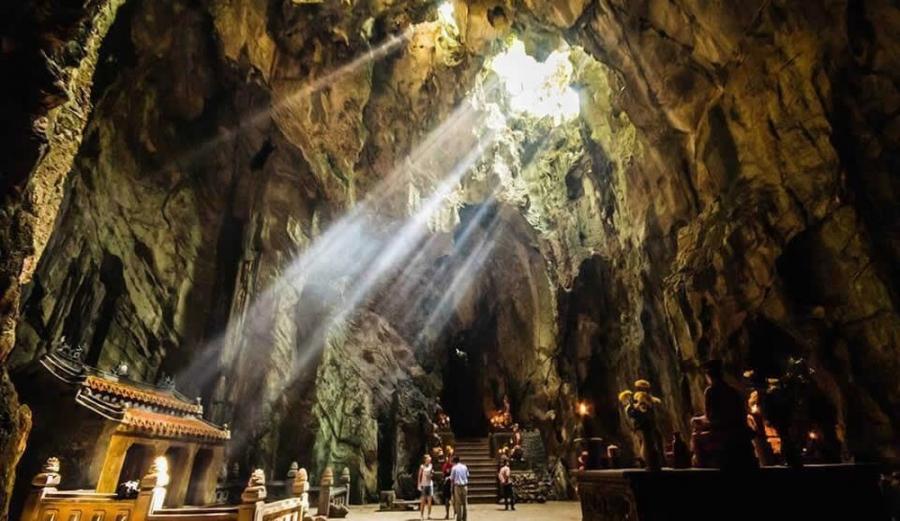 Tour Đà Nẵng - Ngũ Hành Sơn - Hội An - Bà Nà (3 ngày 2 đêm)